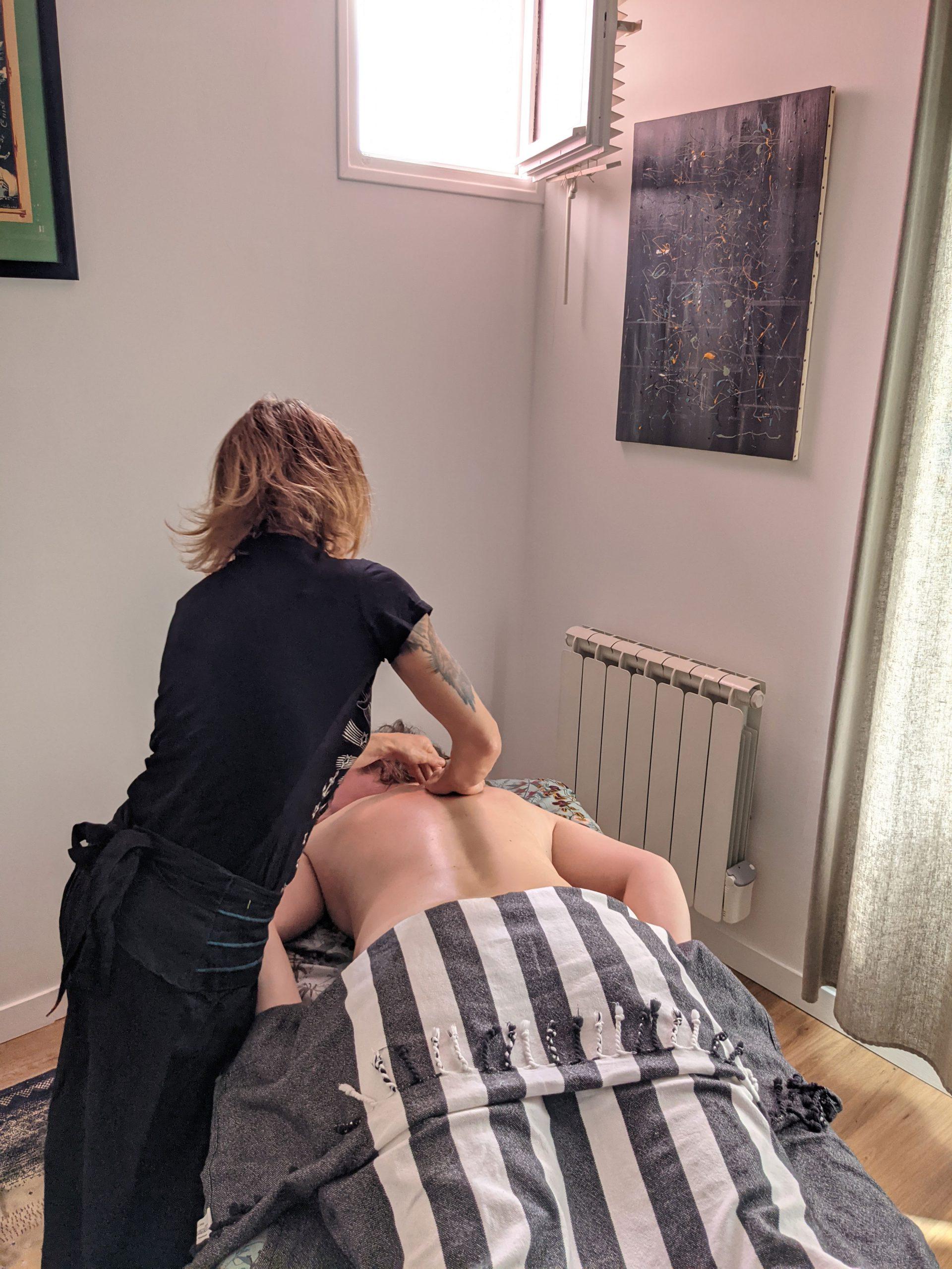 Massage dynamique